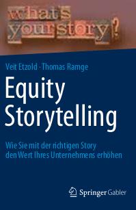 Keynote Speaker Veit Etzold Equity Storytelling: Geldgeber finden